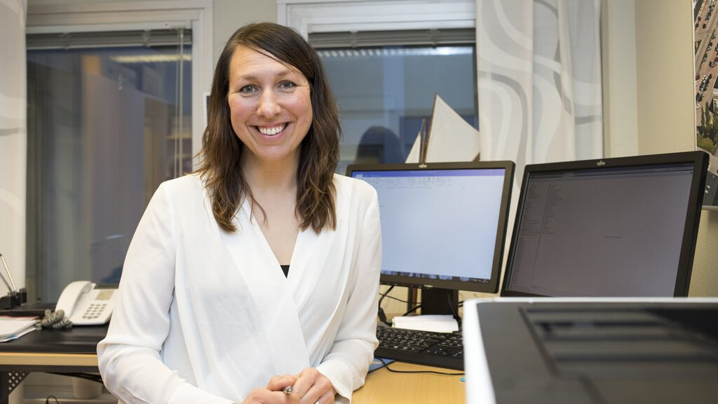 Meet Our Employee Jessica Johnsson