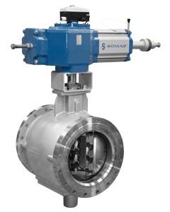 Products Ball Segment Valves 2